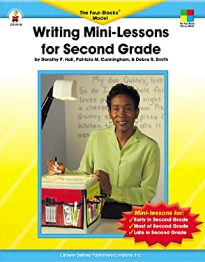Writing Mini-Lessons for Second Grade 9780887248146