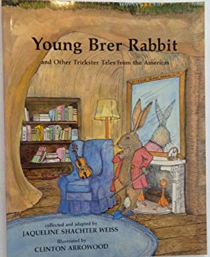 Young Brer Rabbit with Book 9780880451055