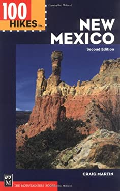 100 Hikes in New Mexico 9780898867909
