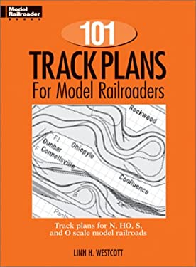 101 Track Plans for Model Railroaders 9780890245125