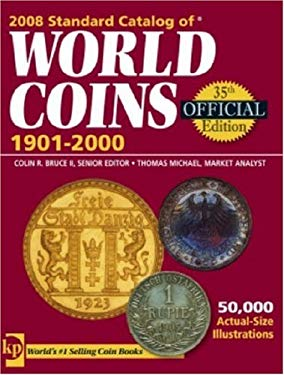 2008 Standard Catalog of World Coins 1901-2000 9780896895003