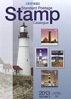 2013 Scott Standard Postage Stamp Catalogue Volume 3 Countries of the World G-I 9780894874710