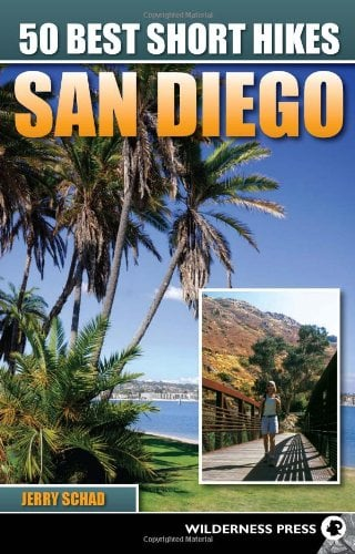 50 Best Short Hikes: San Diego 9780899976297