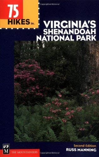 75 Hikes in Virginia's Shenandoah National Park 9780898866353