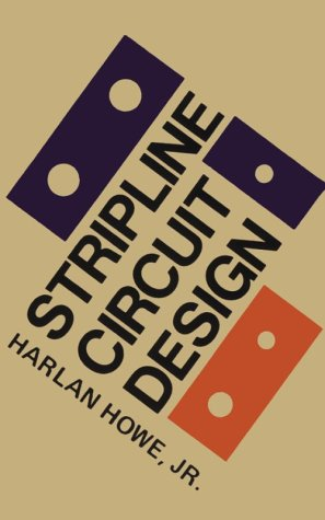 Stripline Circuit Design 9780890060209