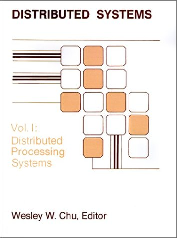 Distributed Processing Systems 9780890062128