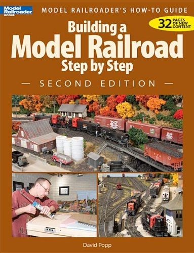 Building a Model Railroad Step by Step 9780890248324