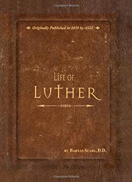 Life of Luther 9780890515990