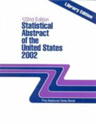 Statistical Abstract of the United States, 2002 9780890596210