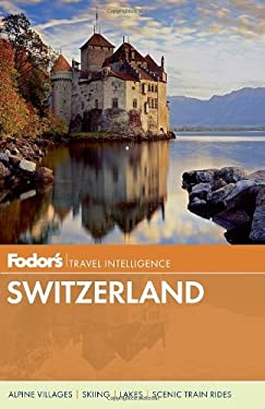 Fodor's Switzerland 9780891419518