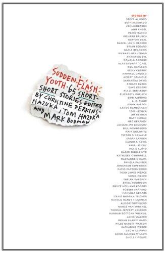 Sudden Flash Youth: 65 Short-Short Stories 9780892553716