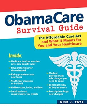 ObamaCare Survival Guide 9780893348625