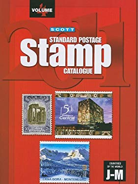 Scott Standard Postage Stamp Catalogue, Volume 4: Countries of the World J-M 9780894874512