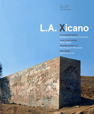 L.A. Xicano 9780895511454
