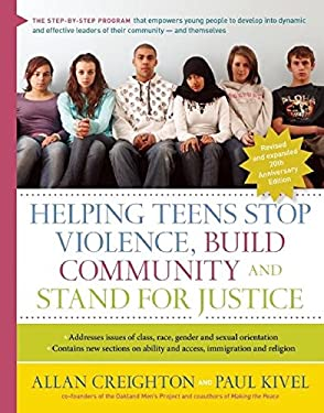 Helping Teens Stop Violence, Build Community, and Stand for Justice 9780897935685
