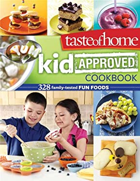 Taste of Home Kid Approved Cookbook 9780898219111