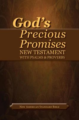 God's Precious Promises New Testament-NASB 9780899579207