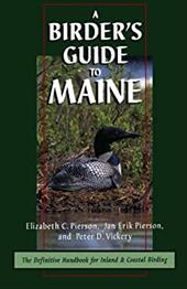 A Birder's Guide to Maine 4022899