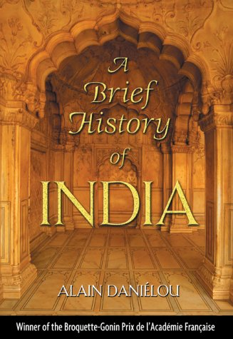 A Brief History of India 9780892819232