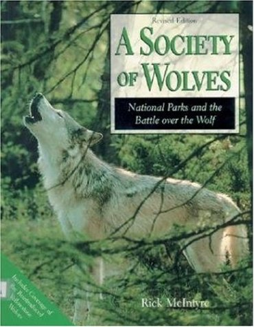 A Society of Wolves 9780896583252