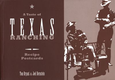 A Taste of Texas Ranching: Recipe Postcards 9780896723672