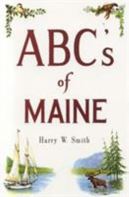 ABC's of Maine 9780892720705