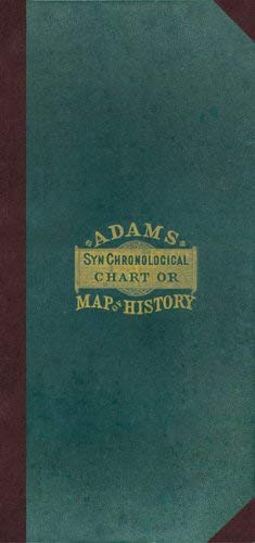Adam's Synchronological Chart or Map of History [With Key] 9780890515051