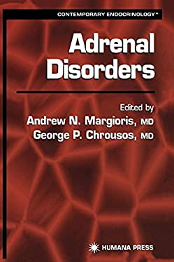 Adrenal Disorders 9780896034112
