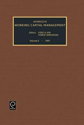 Advances in Working Capital Management 9780892329960