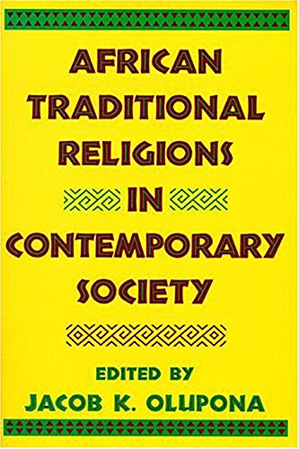 African Traditional Religions in Contemporary Society 9780892260799