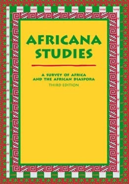 Africana Studies: A Survey of Africa and the African Diaspora 9780890894859