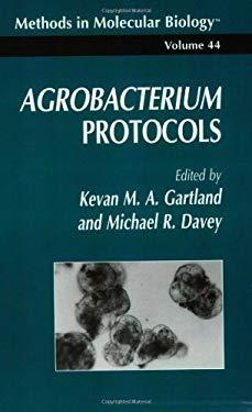 Agrobacterium Protocols 9780896033023