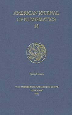 American Journal of Numismatics 18 9780897223010