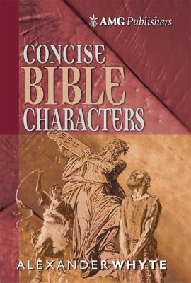 Concise Bible Characters 9780899576497
