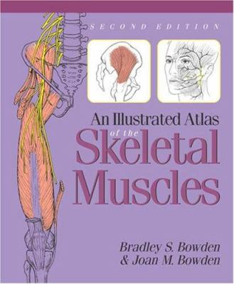 An Illustrated Atlas of the Skeletal Muscles 9780895826701