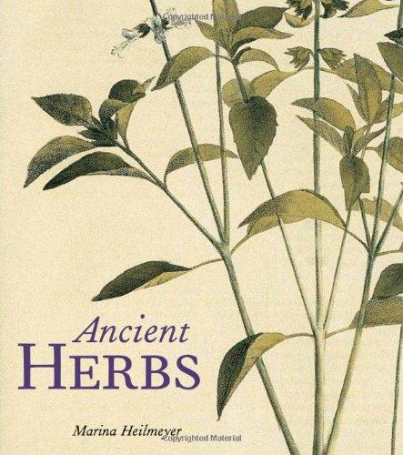 Ancient Herbs 9780892368846