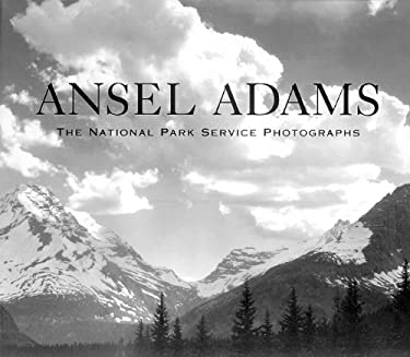 Ansel Adams: National Park Service Photographers 9780896600560