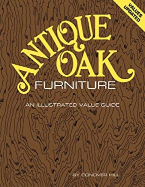 Antique Oak Furniture 9780891450078
