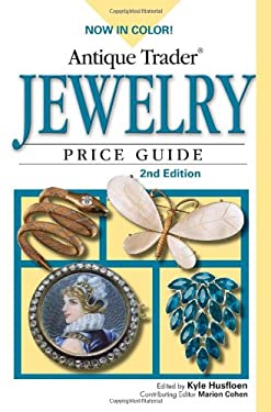 Antique Trader Jewelry Price Guide 9780896894518
