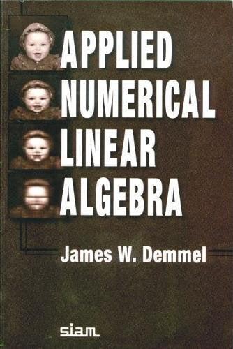 Applied Numerical Linear Algebra 9780898713893