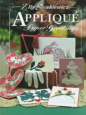 Applique a Paper Greeting 9780891458982