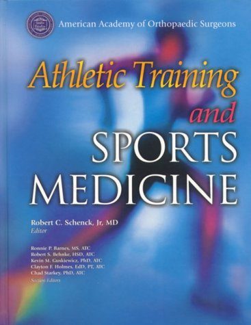 Athletic Training and Sports Medicine 9780892031726
