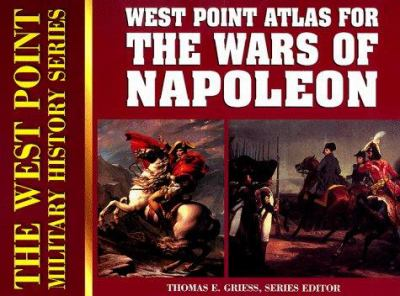 Atlas for the Wars of Napoleon 9780895293015