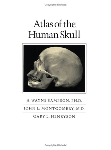 Atlas of the Human Skull 9780890964880