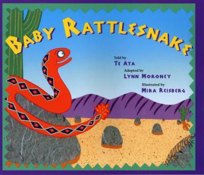 Baby Rattlesnake 9780892392162