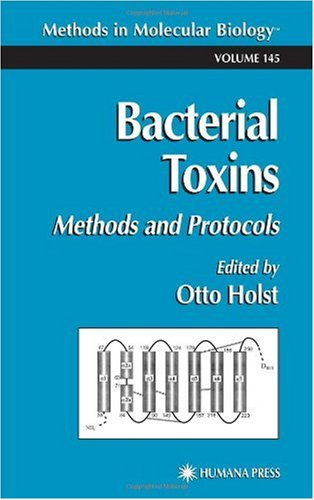 Bacterial Toxins: Methods and Protocols 9780896036048