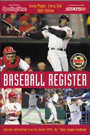 Baseball Register: 2004 Edition 9780892047260