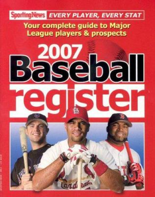 Baseball Register: Complete Guide to Major League Players & Prospects