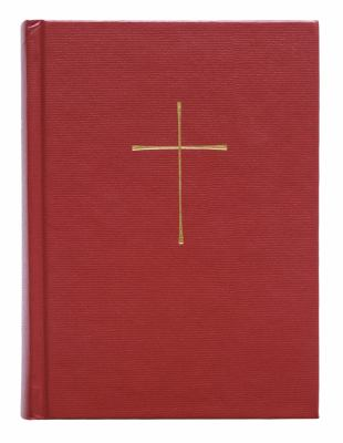 Book of Common Prayer Chapel Edition: Red Hardcover 9780898690606
