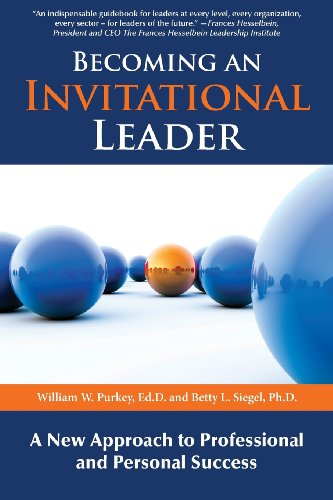 Becoming an Invitational Leader 9780893343712